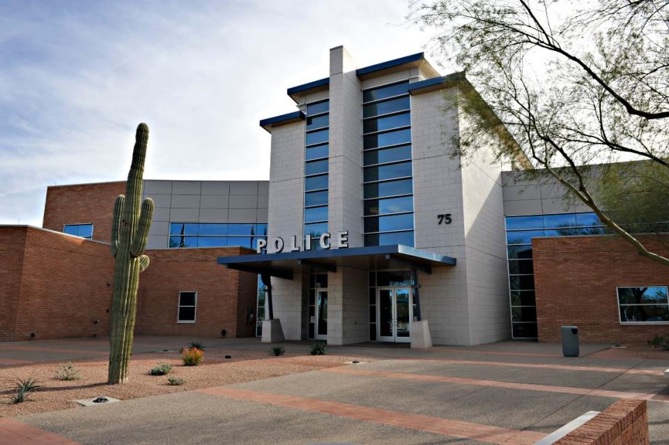 Gilbert Police Central Building