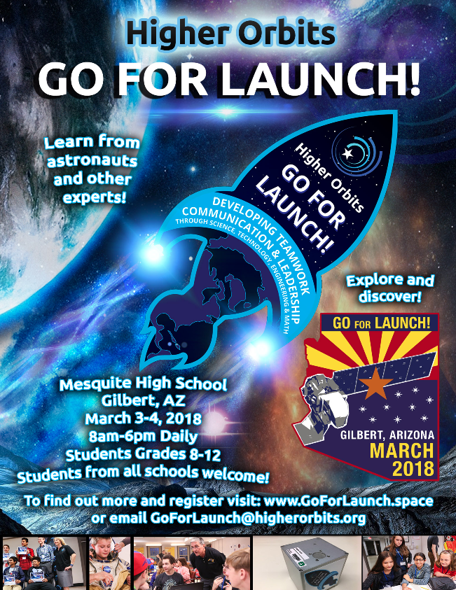 Go For Launch! Flyer