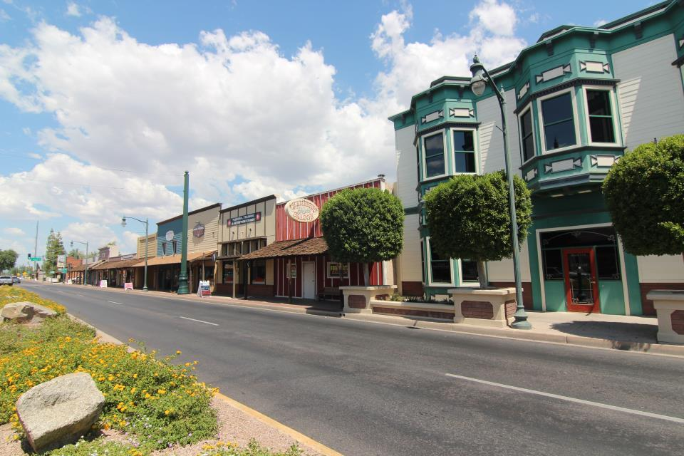 Heritage District - Town of Gilbert