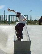 Freestone Skate Park