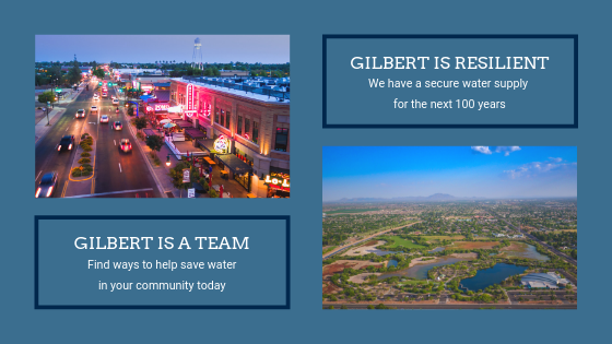Gilbert is a Team - Gilbert is Resilient