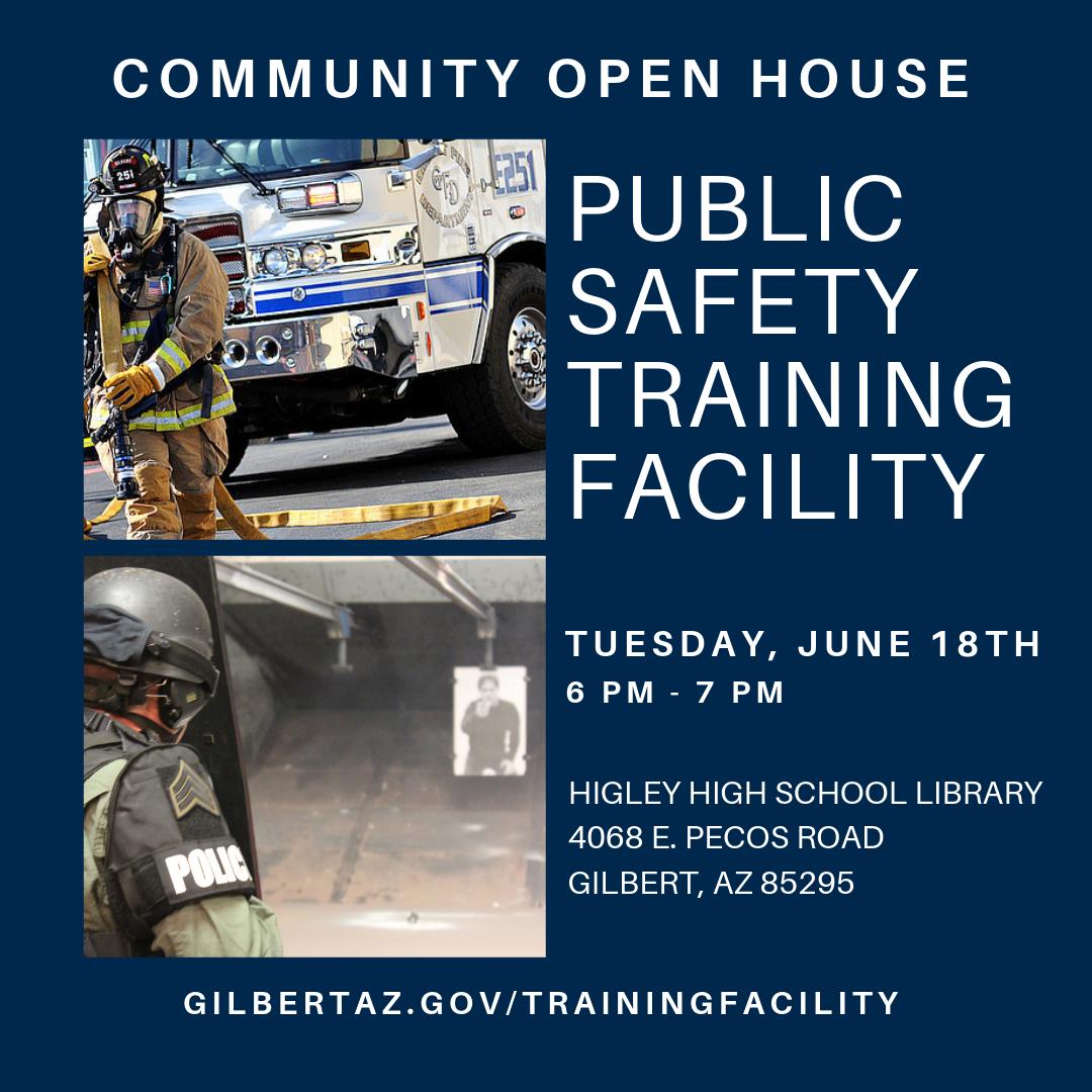 Community Open House 6/18