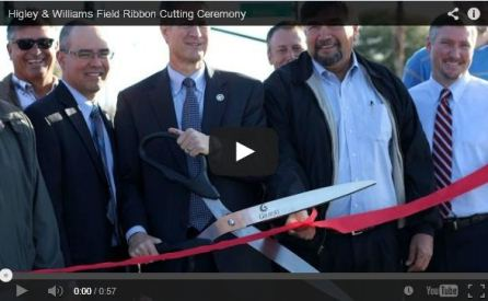 VIDEO: Gilbert Celebrates Road Improvements