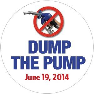 Dump the Pump, Ride Transit on June 19