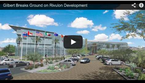 Gilbert Breaks Ground on $750M Rivulon Development