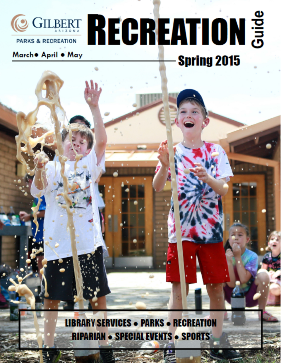 Spring Guide Cover Page