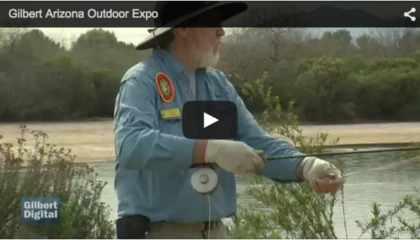 "Outdoor Expo Highlights Gilbert Activities and ""Winter"" Weather"