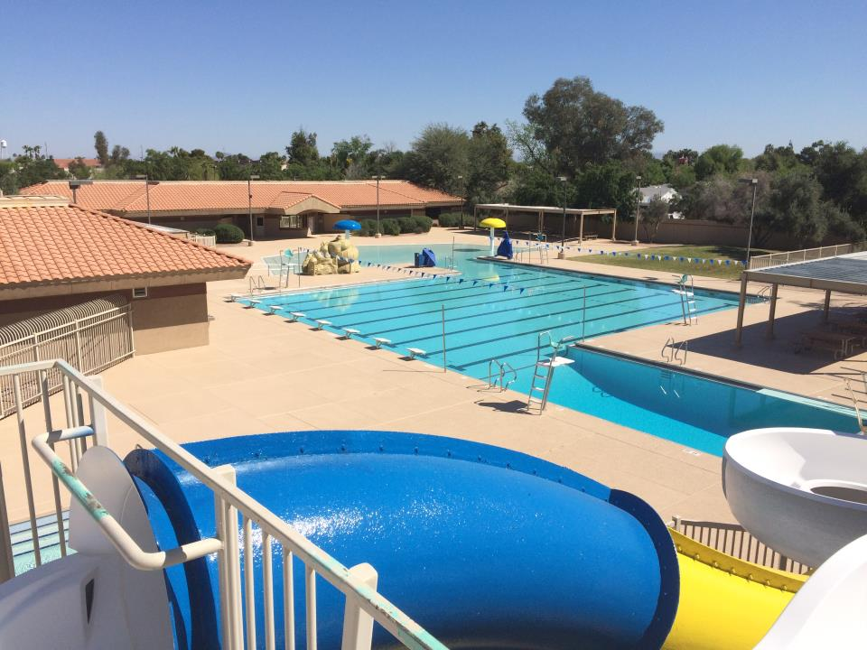 Mesquite Aquatic Center