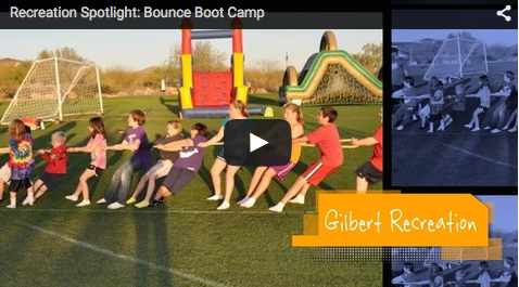 Recreation Spotlight: Bounce Boot Camp