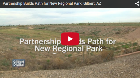 Partnership Builds Path for New Regional Park