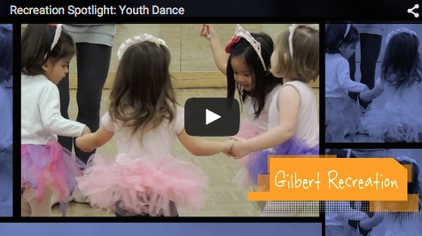 Recreation Spotlight: Youth Dance
