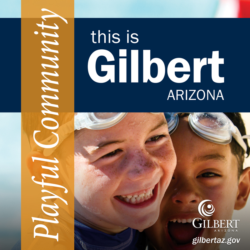 Gilbert Recognized as 2015 Playful City USA Community