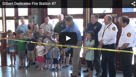 New Gilbert Fire Station to Improve Response Times