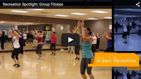 Recreation Spotlight: Group Fitness