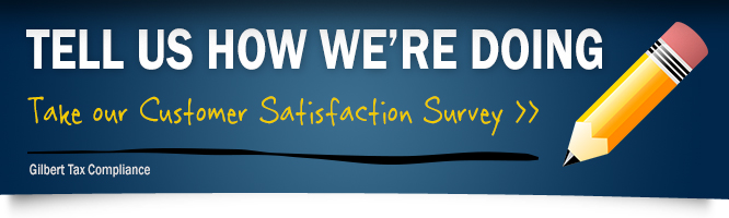 Tax Compliance Satisfaction Survey