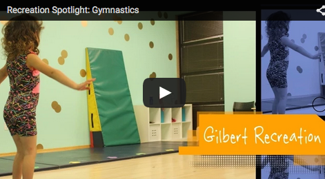 Recreation Spotlight: Gymnastics