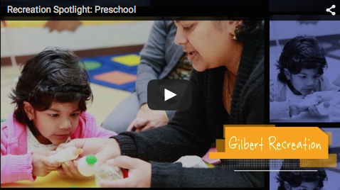 Recreation Spotlight: Preschool