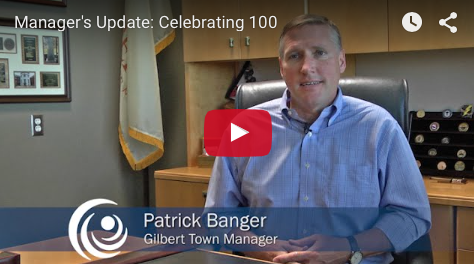 Gilbert Manager Hits 100