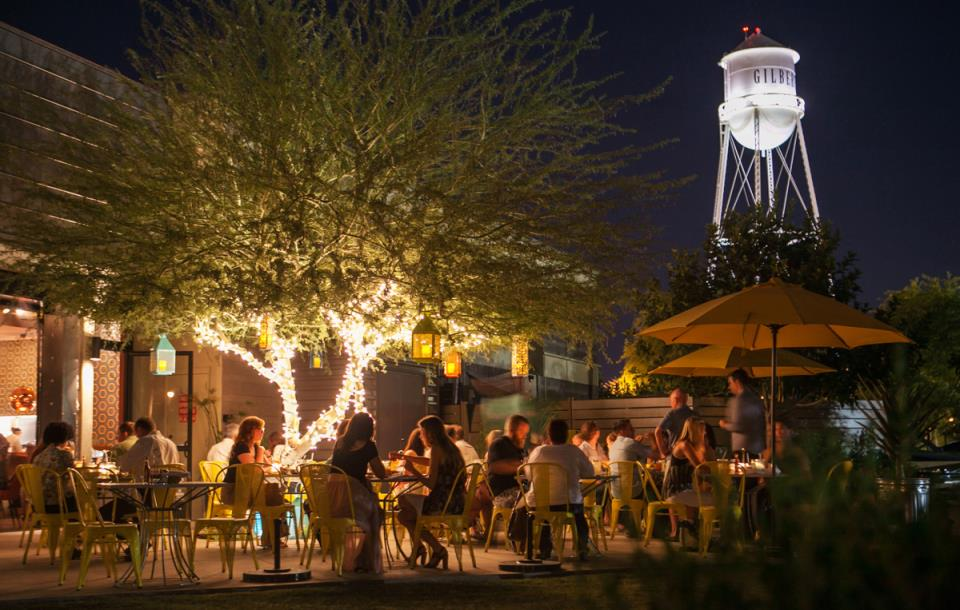 Gilbert: Top Live, Work and Play City