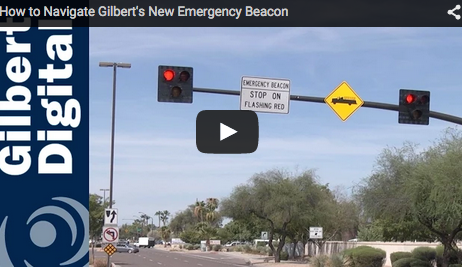 New Emergency Beacon Helps Firefighters Get on the Road Safely