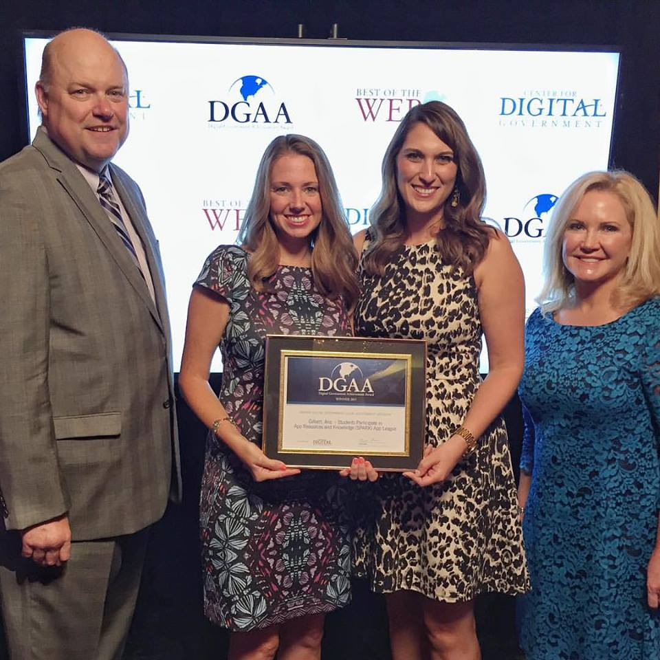 SPARK App League Recognized for Driving Digital Government