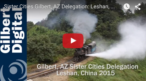 Sister Cities Delegation Represents Gilbert in China