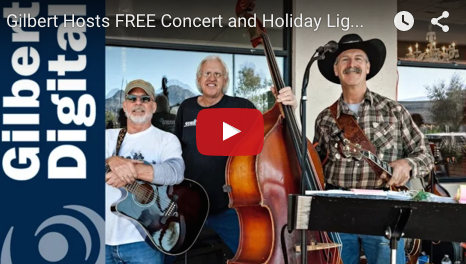 Celebrate the Holidays with Free Music in Gilbert