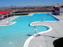 Williams Field Pool