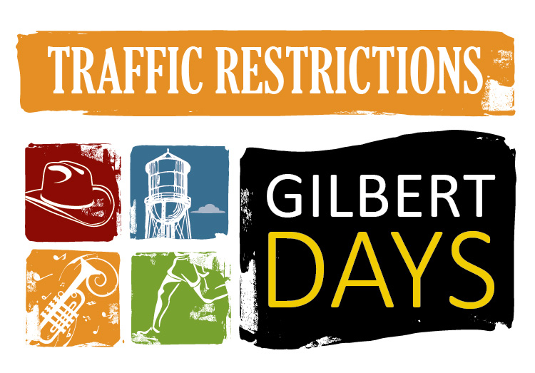 Multiple Road Closures on Saturday, November 21st, for Gilbert Days Events