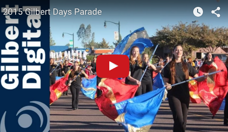 Gilbert Celebrates Community During Annual Parade