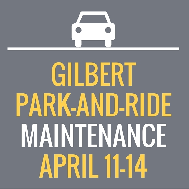 Park and Ride Maintenance - Square