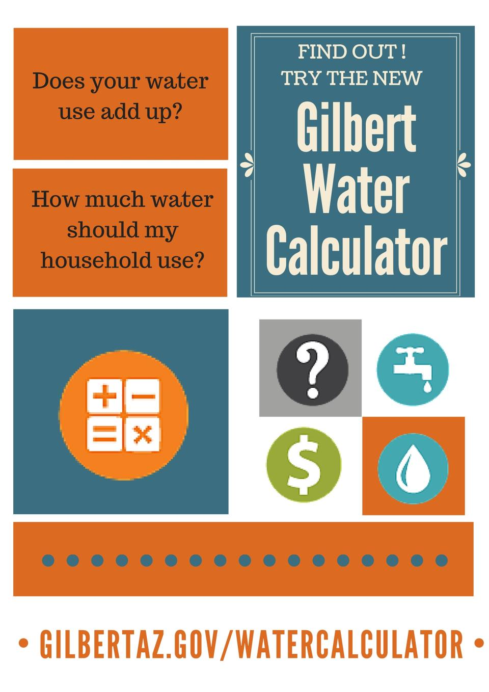 water-calculator