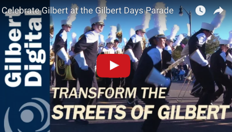 Gilbert Days Parade