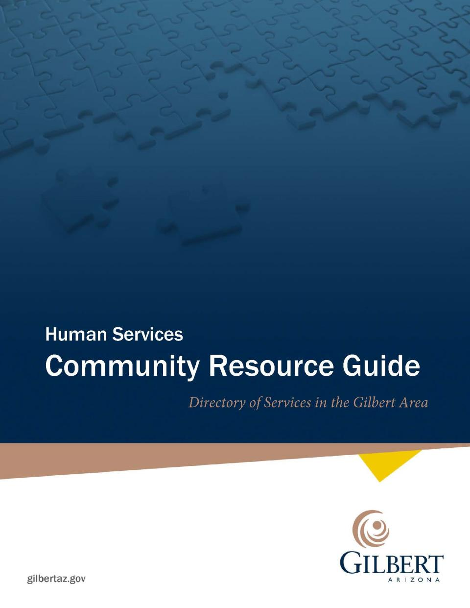 Human Services Resource Guide