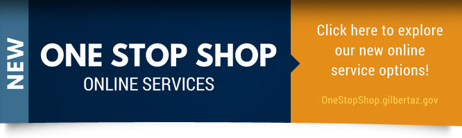 One Stop Shop Online Services Banner