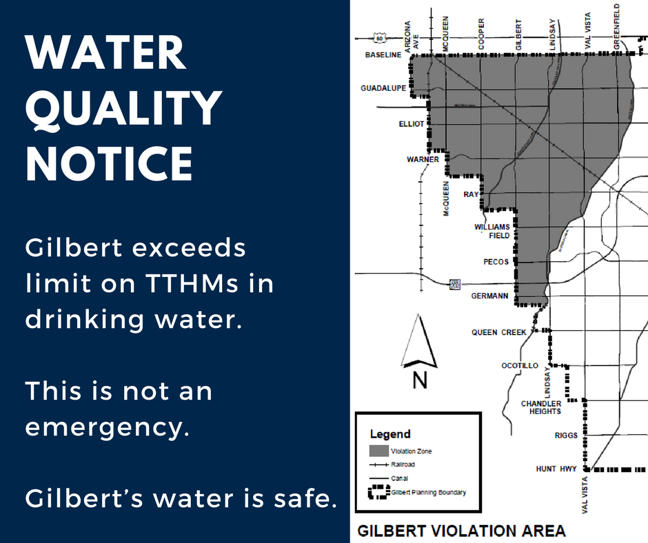 Water Quality Notice