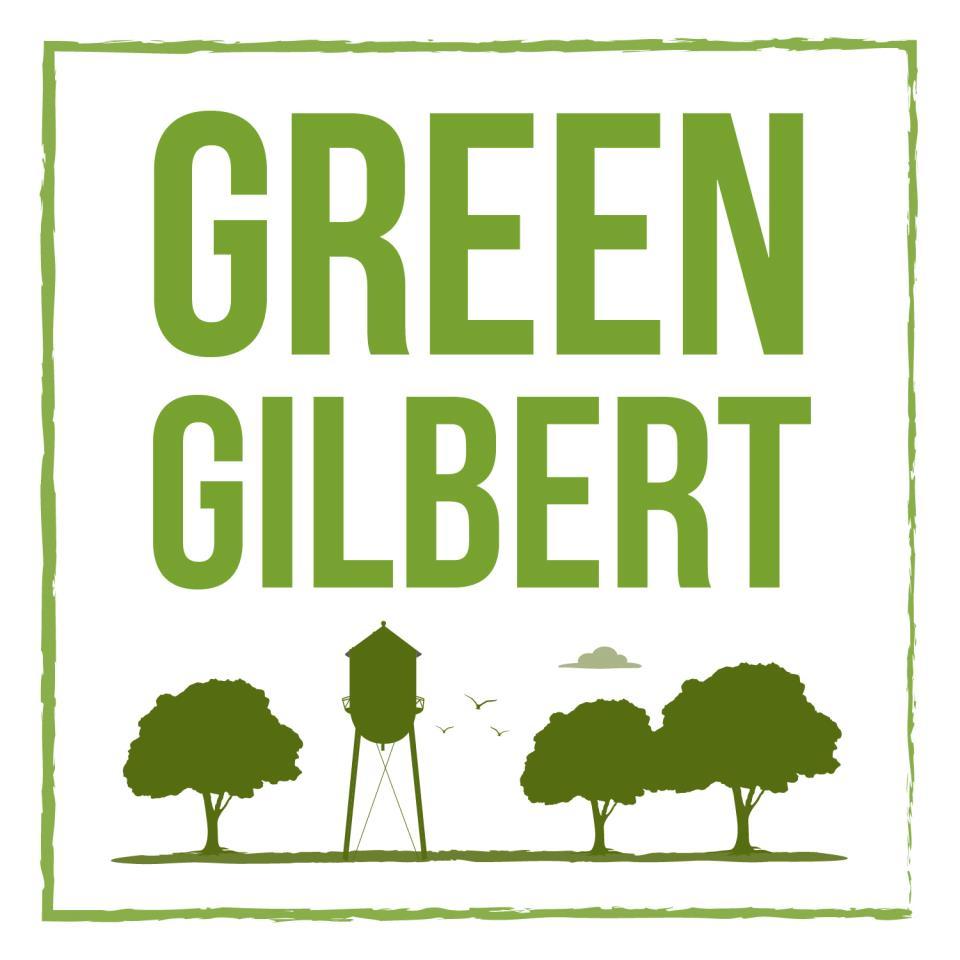 Green Gilbert Logo