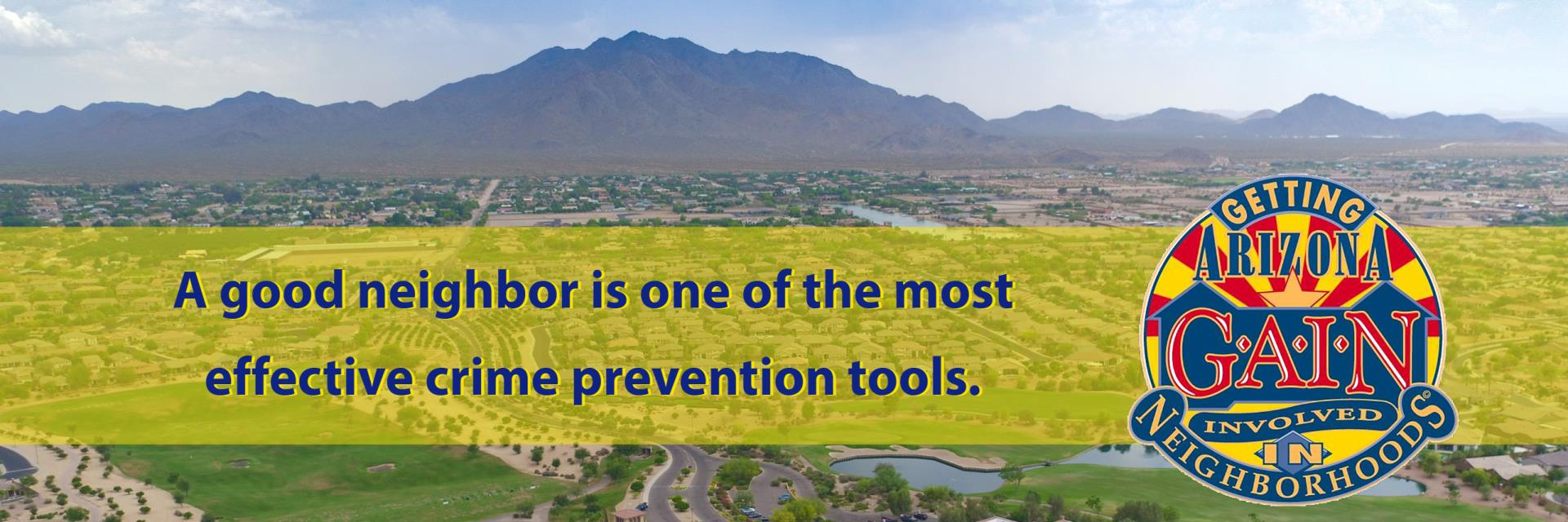 G A I N Getting Arizona Involved In Neighborhoods Town Of Gilbert Arizona Otherwise, check out these important facts you probably never knew about arizonanatureaquatics.com. g a i n getting arizona involved in