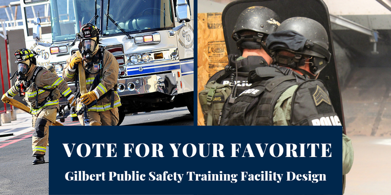 Proposed Public Safety Training Facility Color Scheme Vote