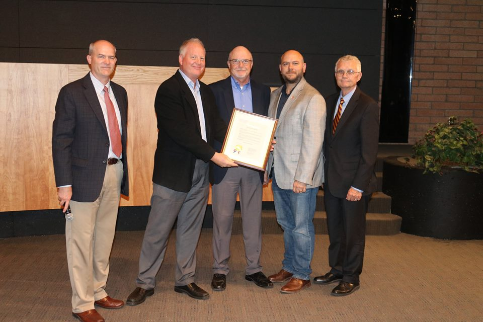 Gilbert Celebrates Manufacturing Month