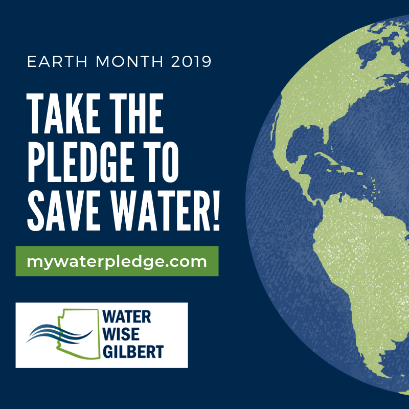 Water Blog Earth Month 2019