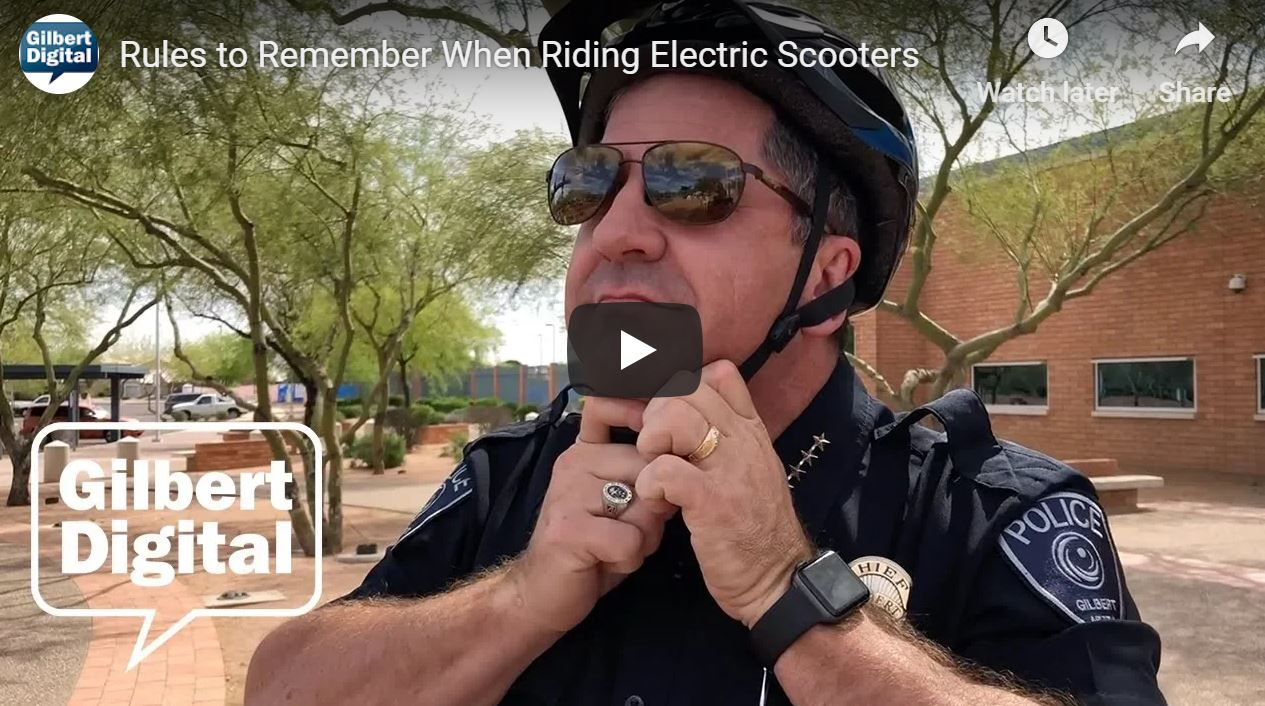 Scooter Rules Video