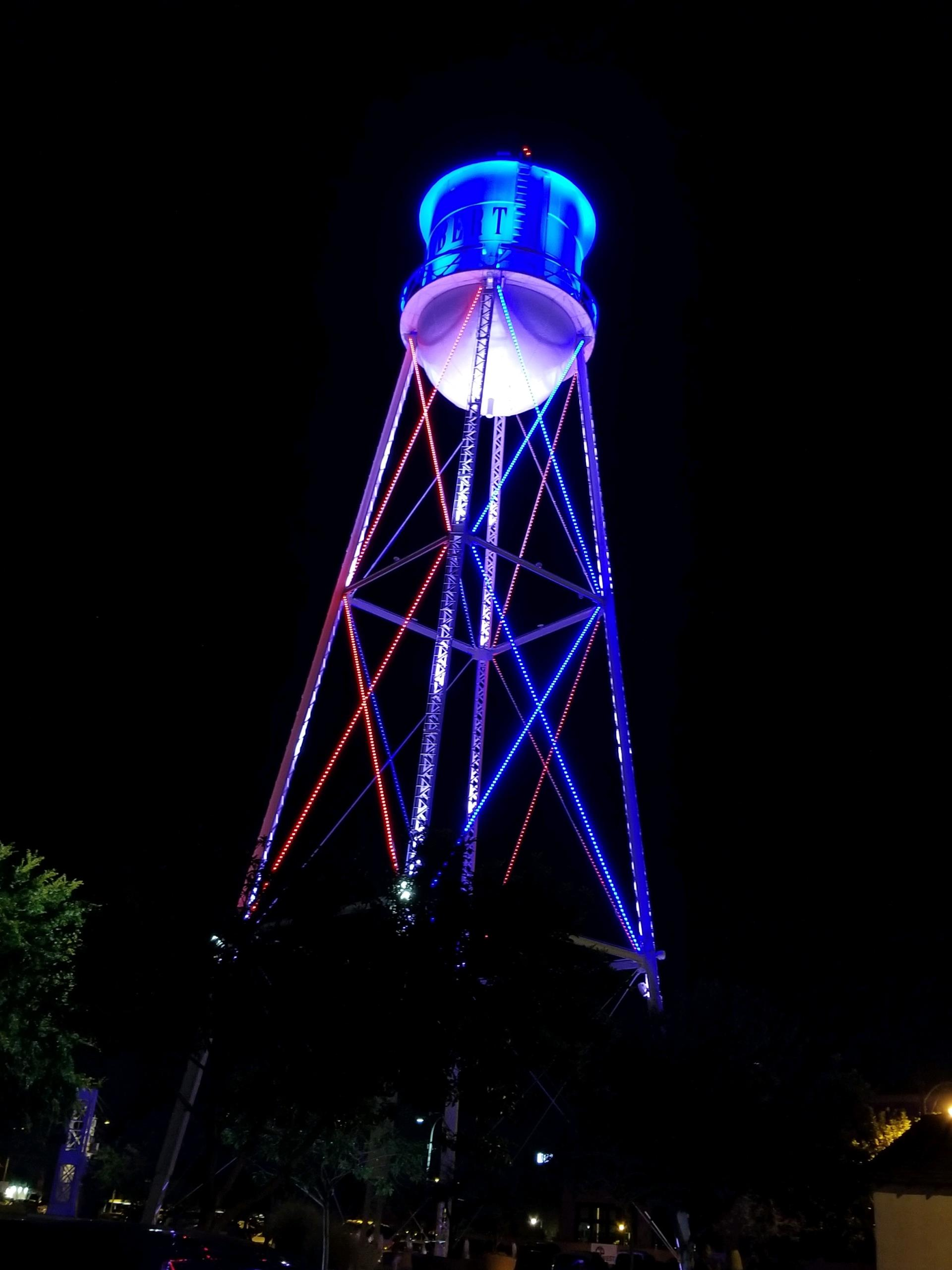 Water Tower Memorial Day
