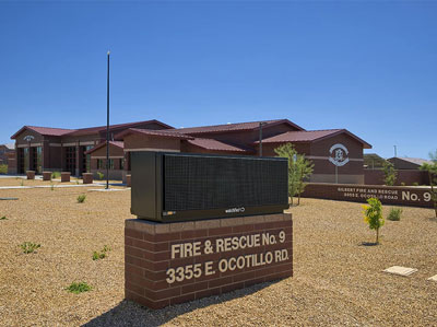 Gilbert Fire Station No. 9