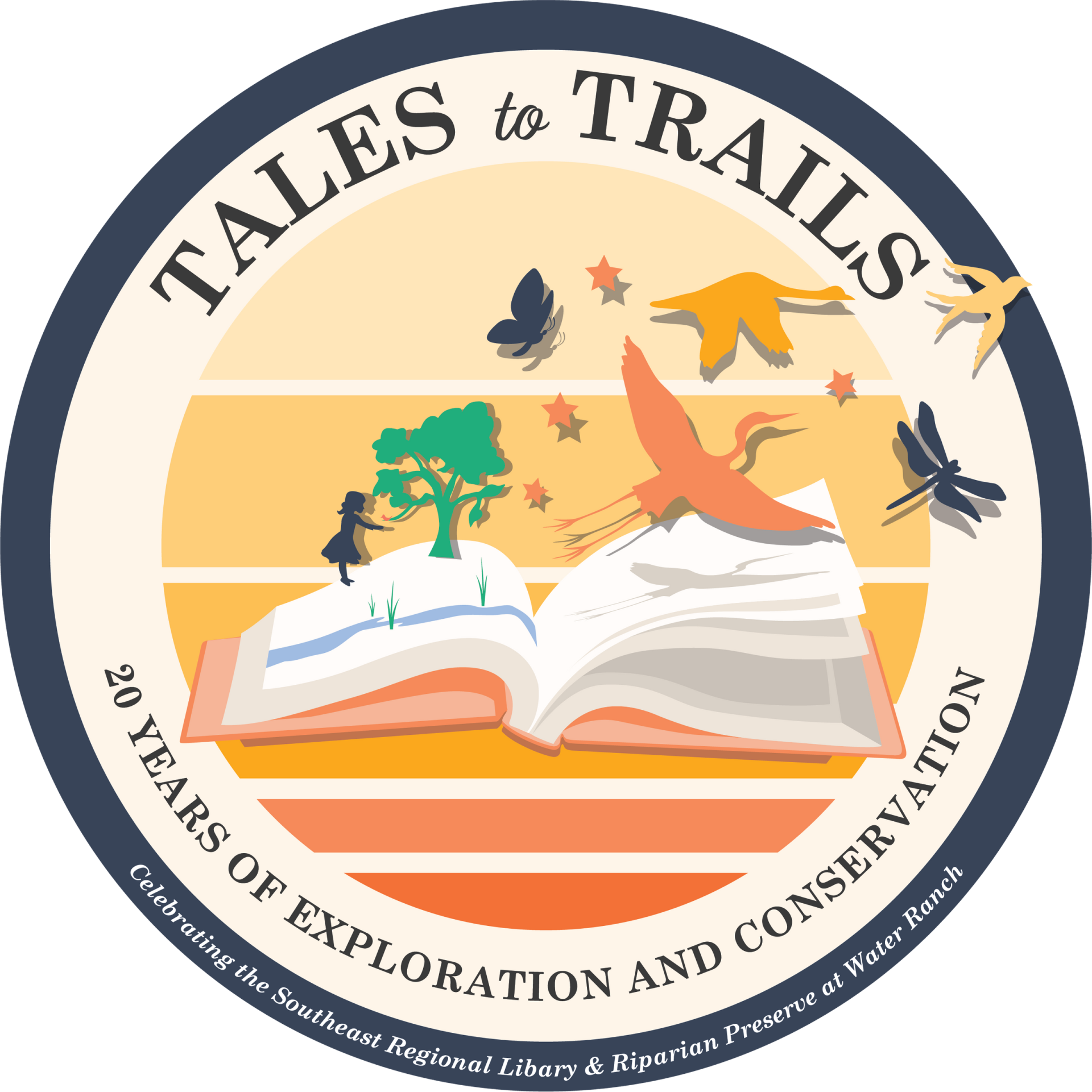 Tales To Trails Logo