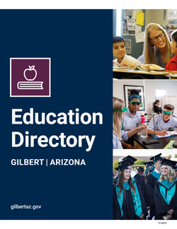 2020 Education Directory Cover Image