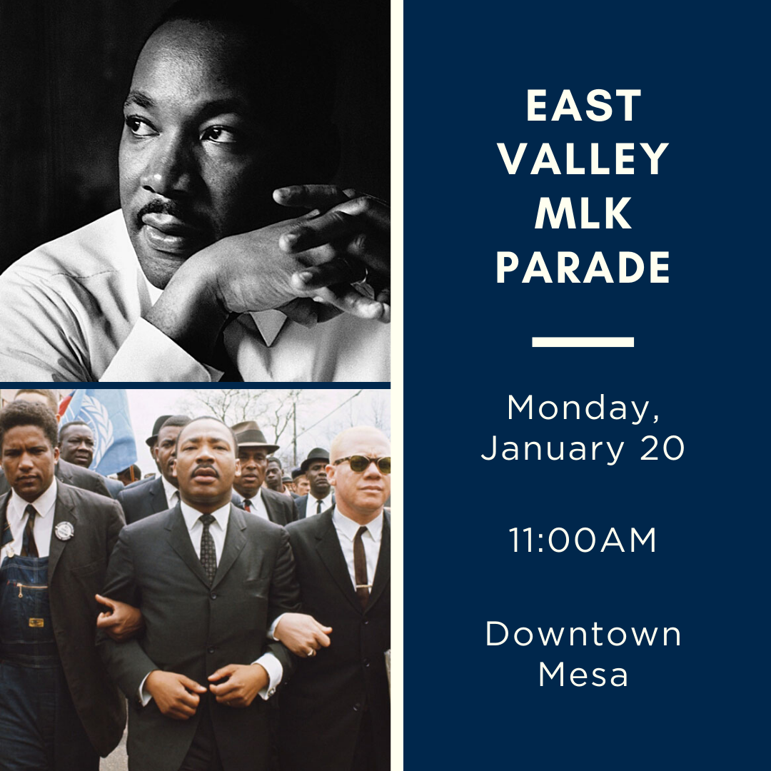 East Valley MLK Day Parade 2020