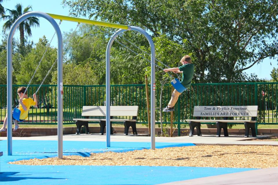 Freestone playground2