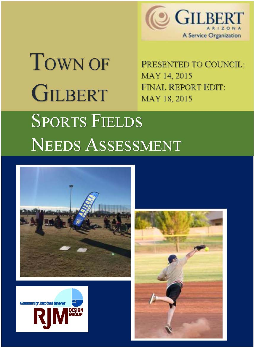 Cover Gilbert SFNA Final Report 5-18-2015