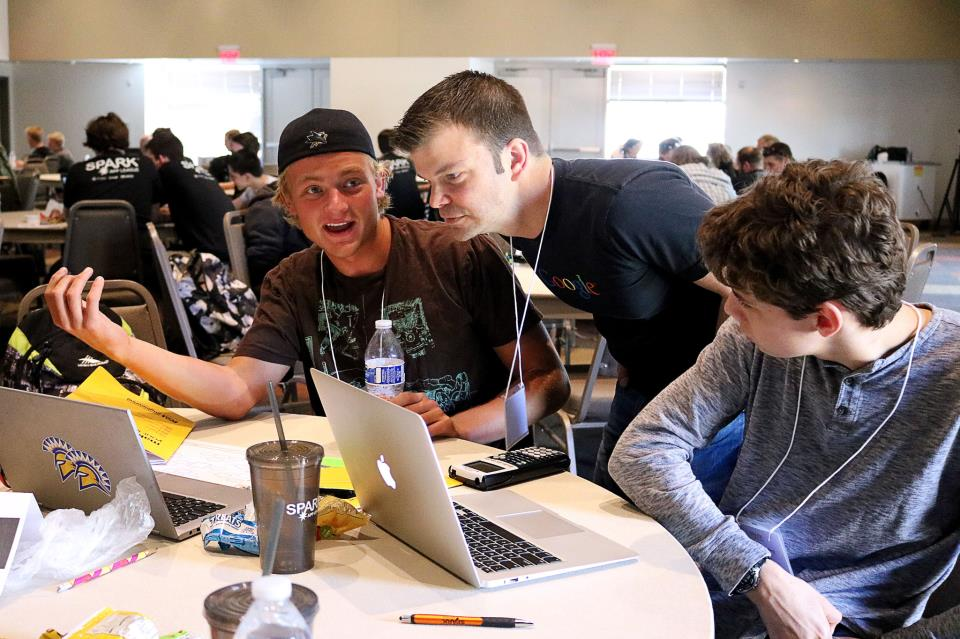 SPARK App League Hosts Fifth Annual Coding Competition for